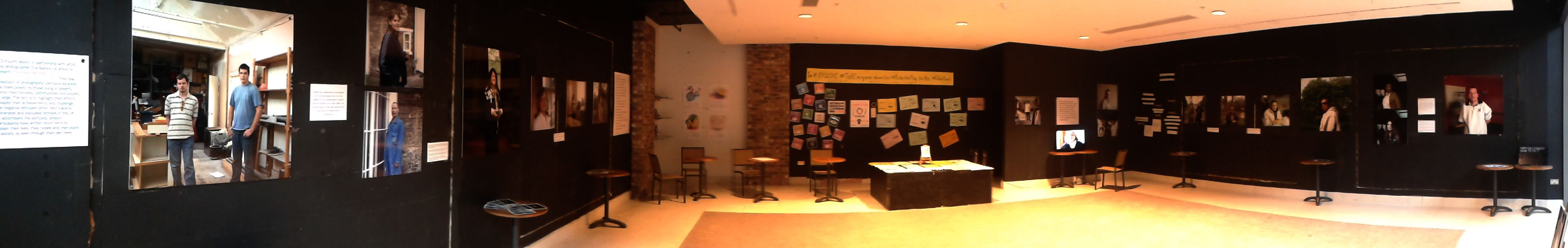 RWP Dublin Exhibition