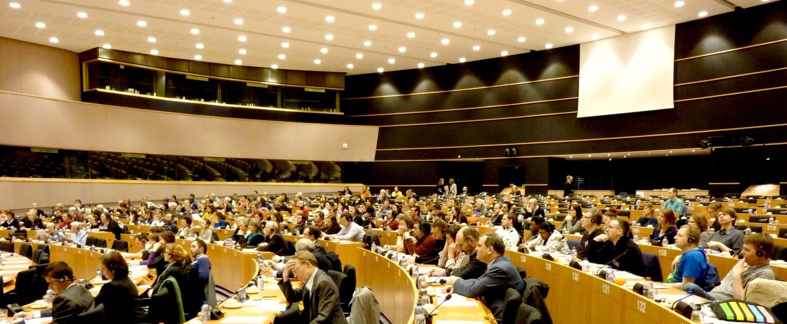 EPU Brussels March 2014